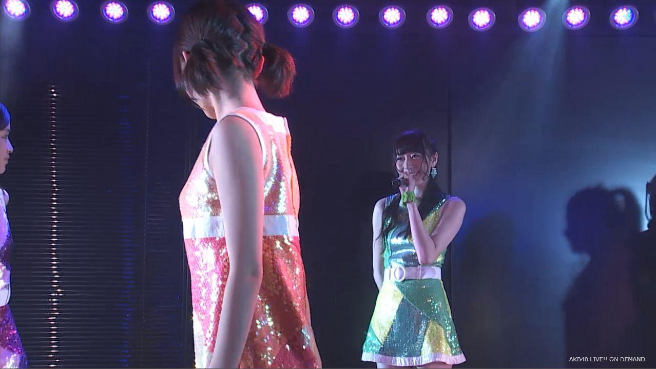 AKB48チームA 宮脇咲良 20140628夜 (10)
