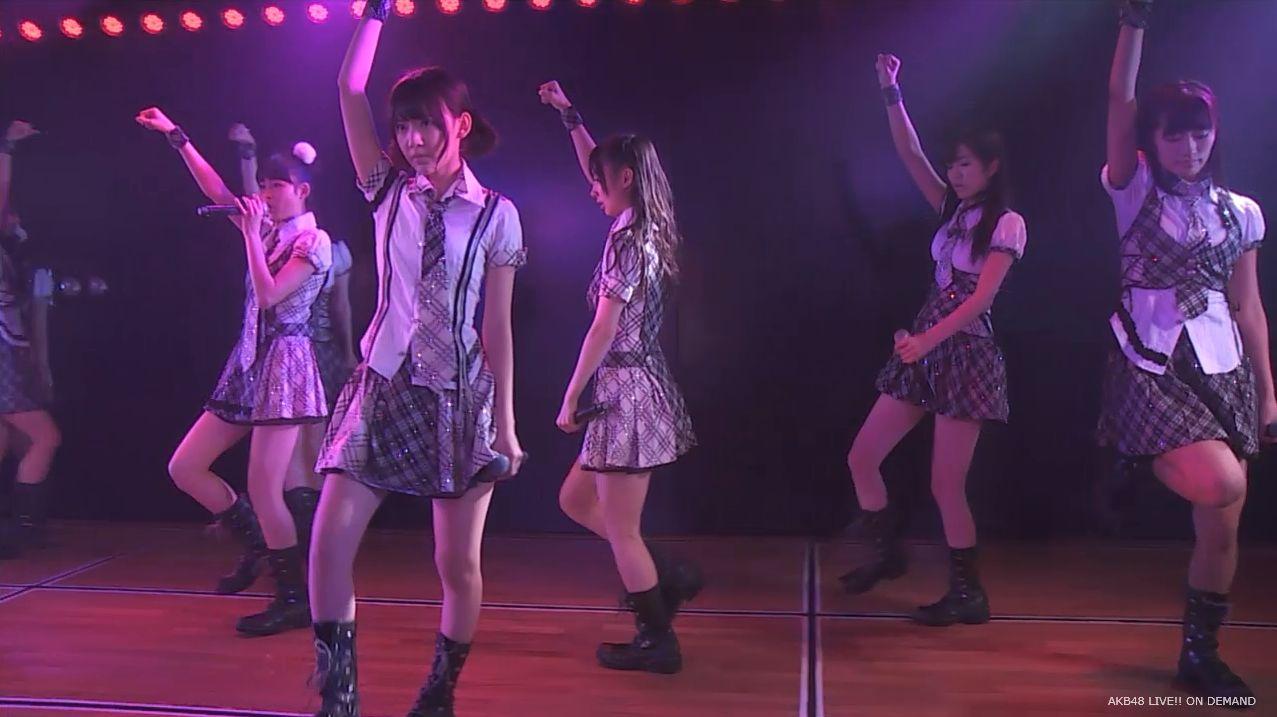 AKB48チームA 宮脇咲良 20140628夜 (269)