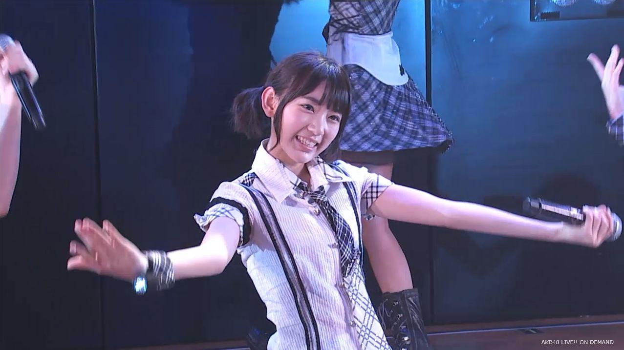 AKB48チームA 宮脇咲良 20140628夜 (330)