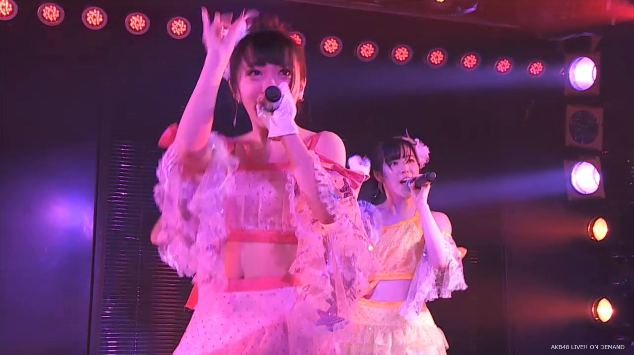 AKB48向井地美音 横須賀カーブ 20140626 (7)