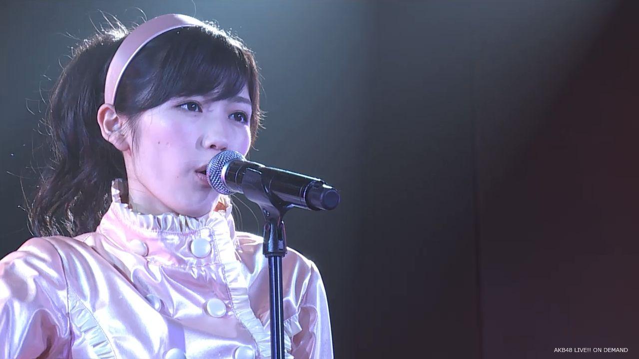 渡辺麻友 劇場公演 てもでもの涙  20140621夜 (2)