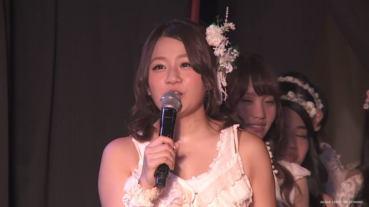 AKB48飯野雅 フル劇場公演デビュー 20140623 (124)