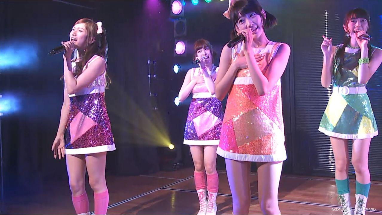 AKB48チームA 宮脇咲良 20140628夜 (39)
