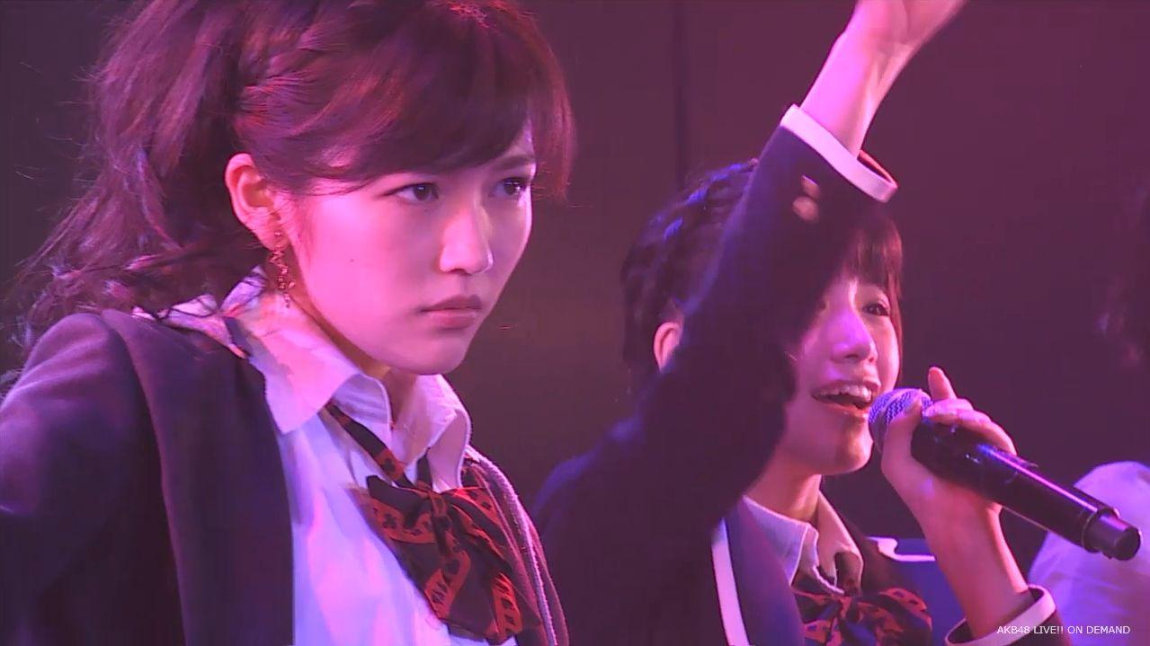 渡辺麻友 劇場公演 two years lator 20140621夜 (2)