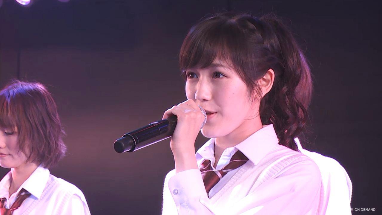 渡辺麻友 チームB公演 20140621 (11)
