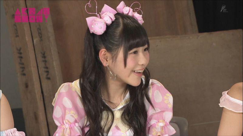 西野未姫ちゃん スマイル神隠し てんとうむchu! AKB48SHOW! R