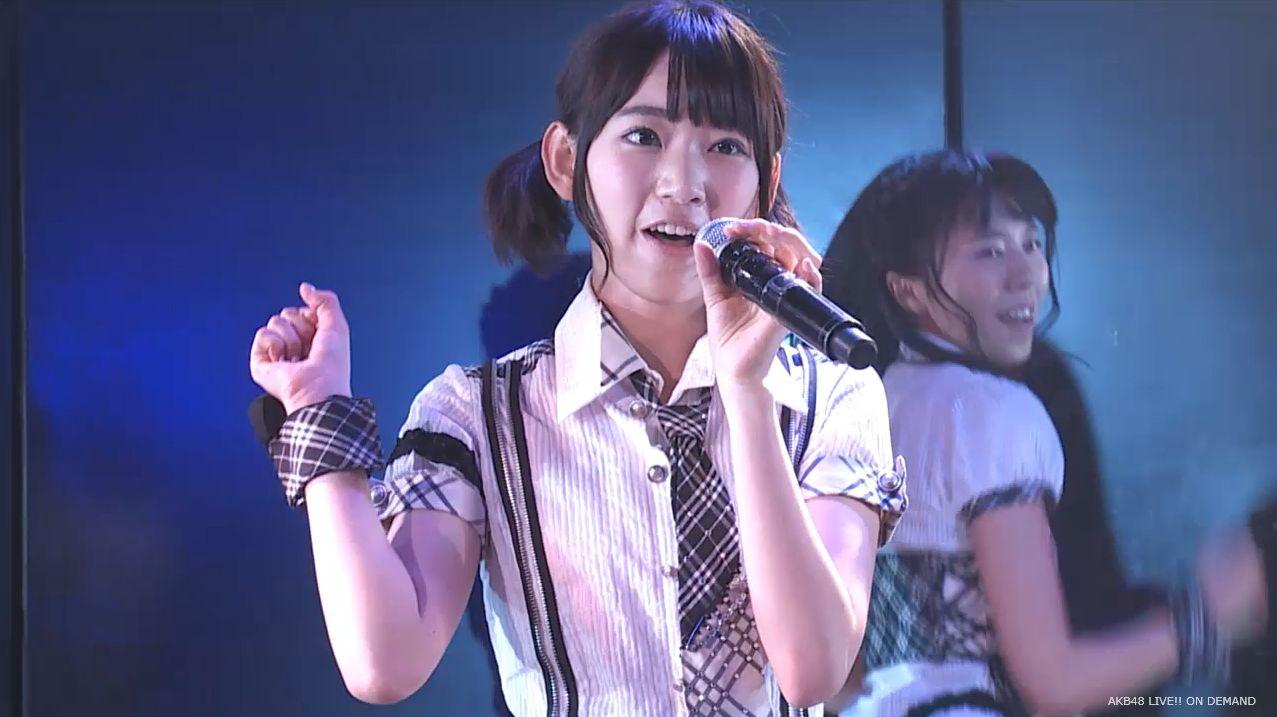 AKB48チームA 宮脇咲良 20140628夜 (320)