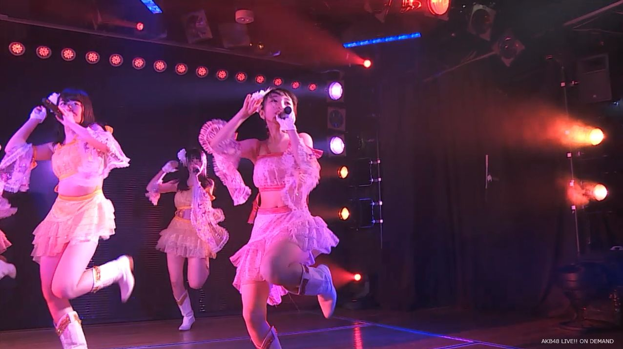 AKB48向井地美音 横須賀カーブ 20140626 (2)