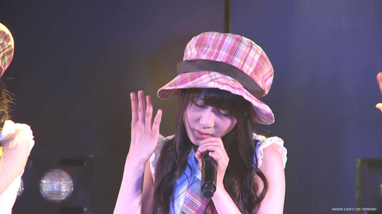 西野未姫 たんぽぽの決心 20140626 (1)