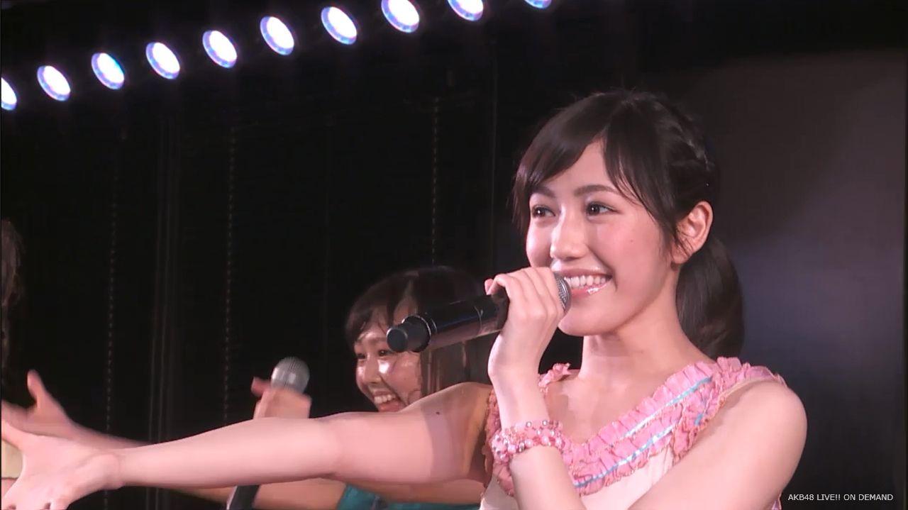 劇場公演 まゆゆ 20140613 (16)