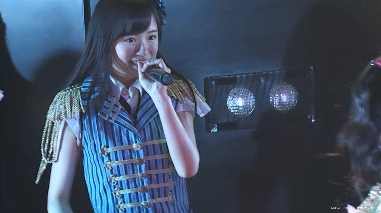 AKB48飯野雅 フル劇場公演デビュー 20140623 (5)