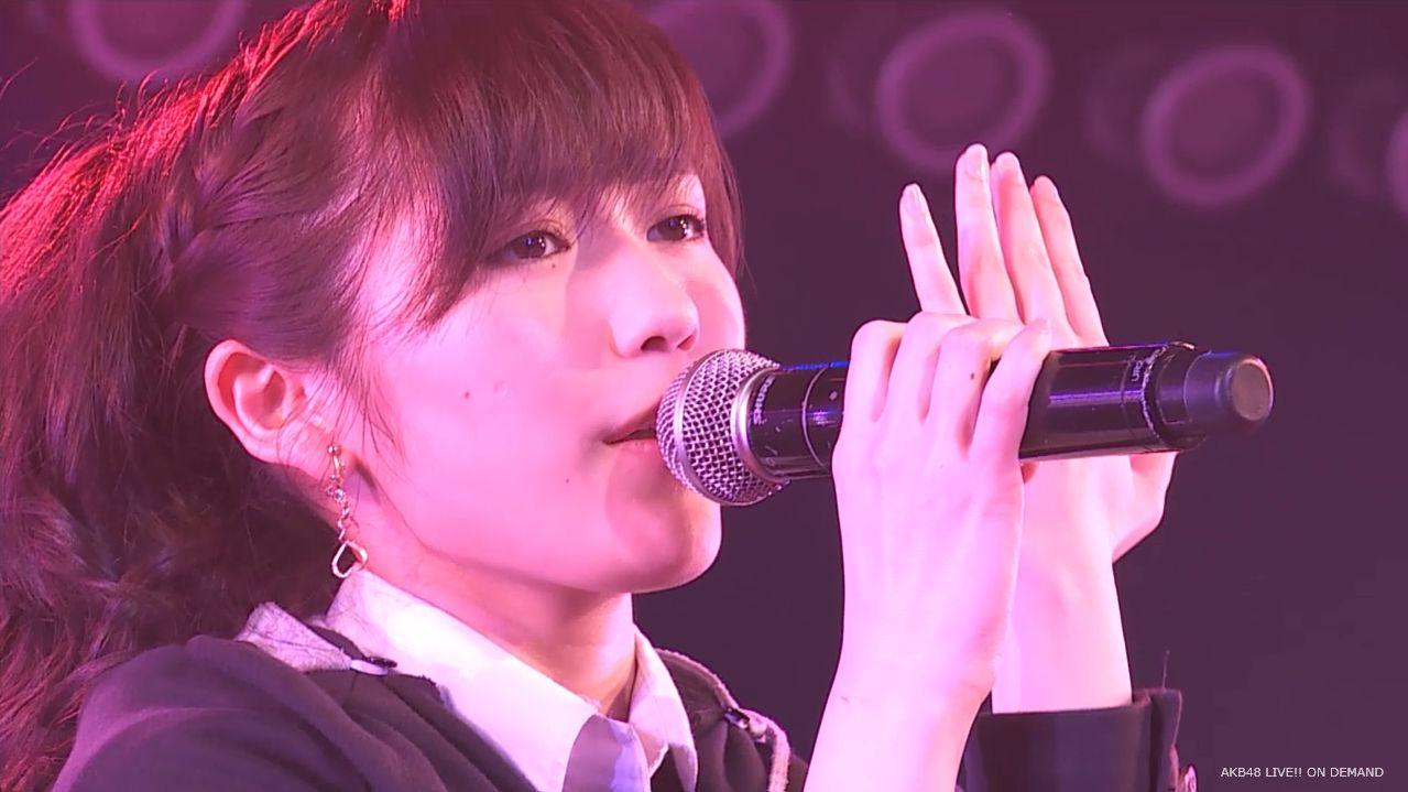 渡辺麻友 劇場公演 two years lator 20140621夜