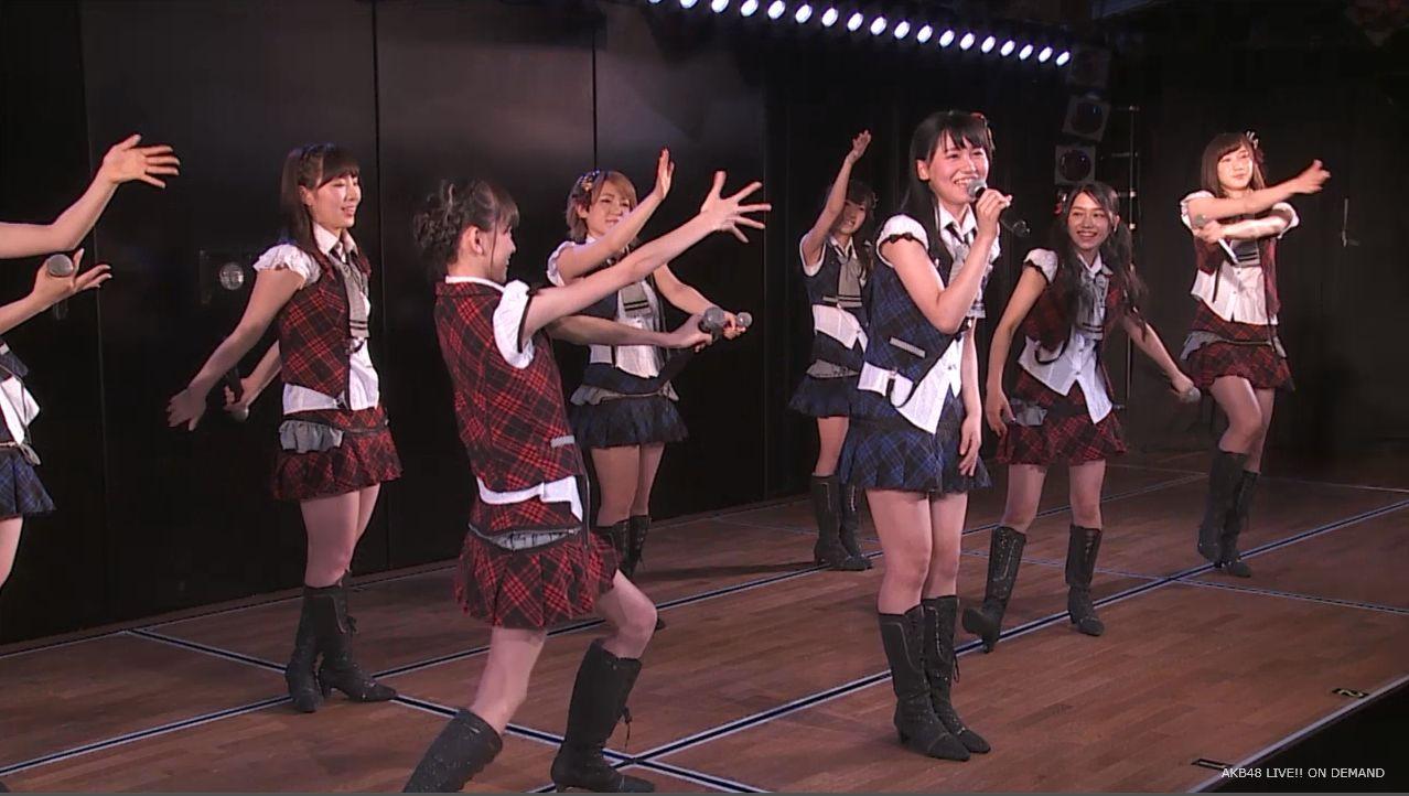 AKB劇場公演小嶋真子 生誕祭6432 (202)
