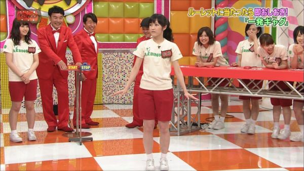 AKBINGO 渡辺麻友 島崎遥香 大和田南那 ギャグ 20140618 (38)_R