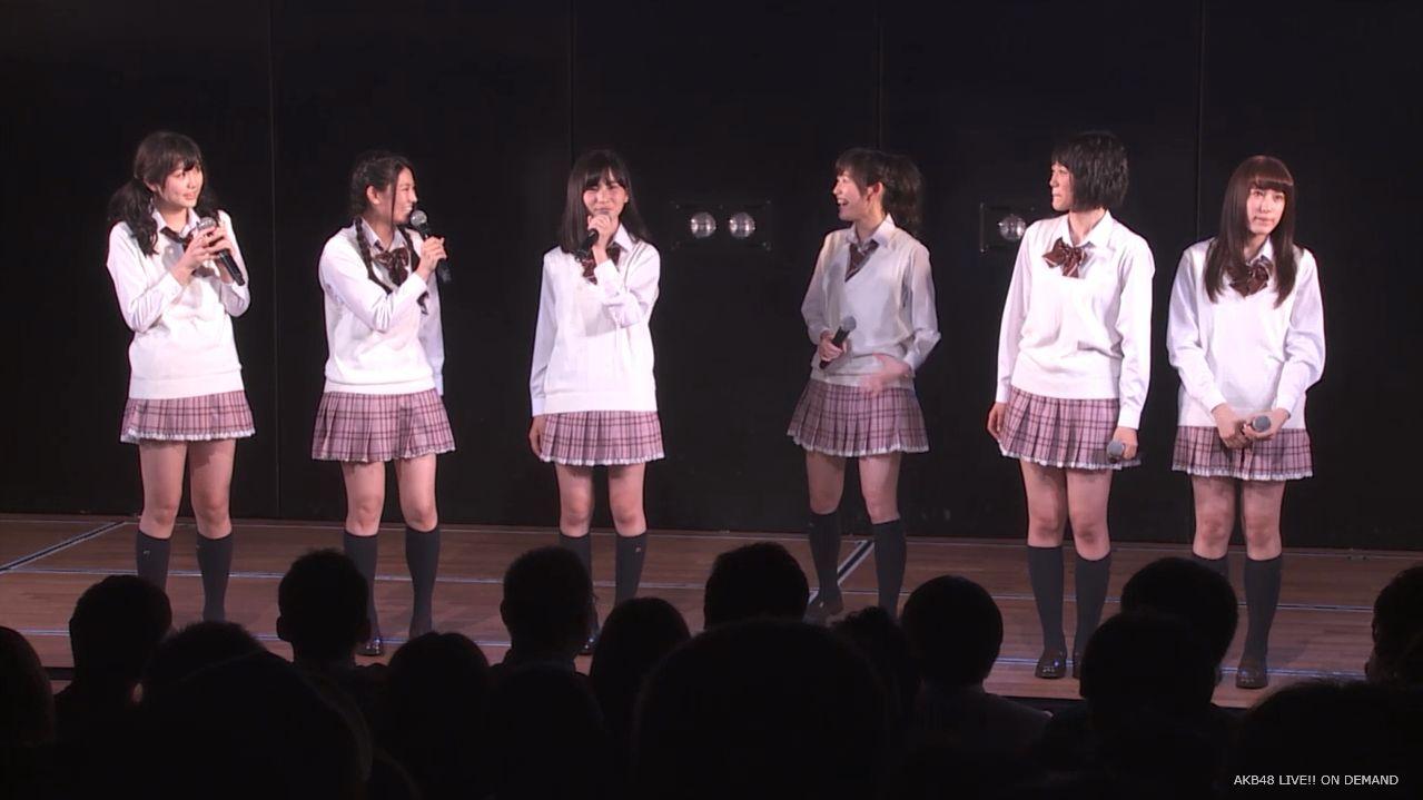 渡辺麻友 チームB公演 20140621 (4)