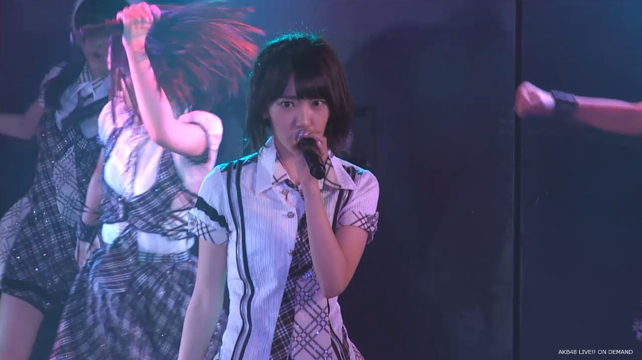 AKB48チームA 宮脇咲良 AKB参上! (6)