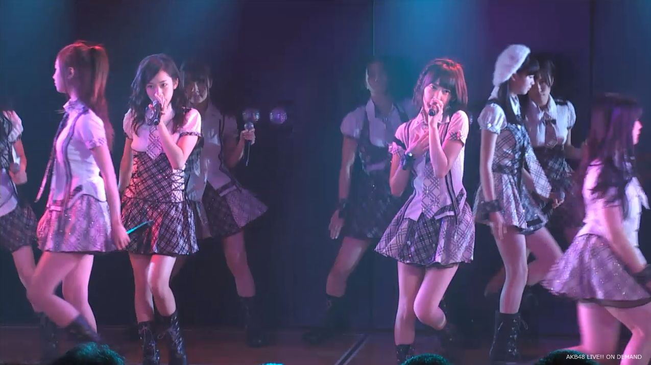 AKB48チームA 宮脇咲良 AKB参上! (1)