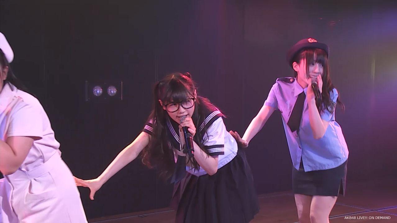 AKB48西野未姫 天国野郎 セーラー服 (20)