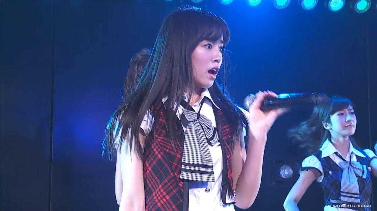 AKB48飯野雅 フル劇場公演デビュー 20140623 (33)