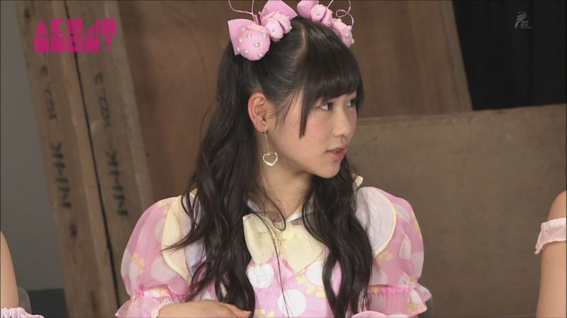 西野未姫ちゃん スマイル神隠し てんとうむchu! AKB48SHOW! R (7)