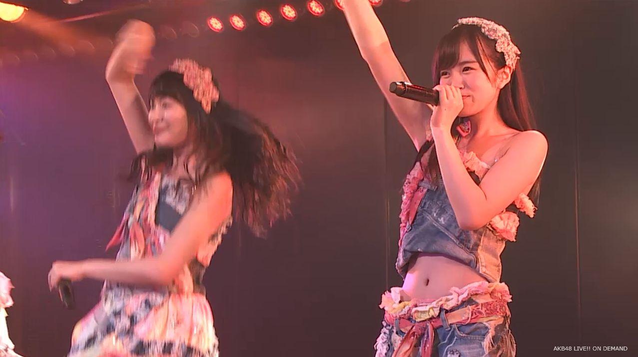 AKB48飯野雅 フル劇場公演デビュー 20140623 (76)