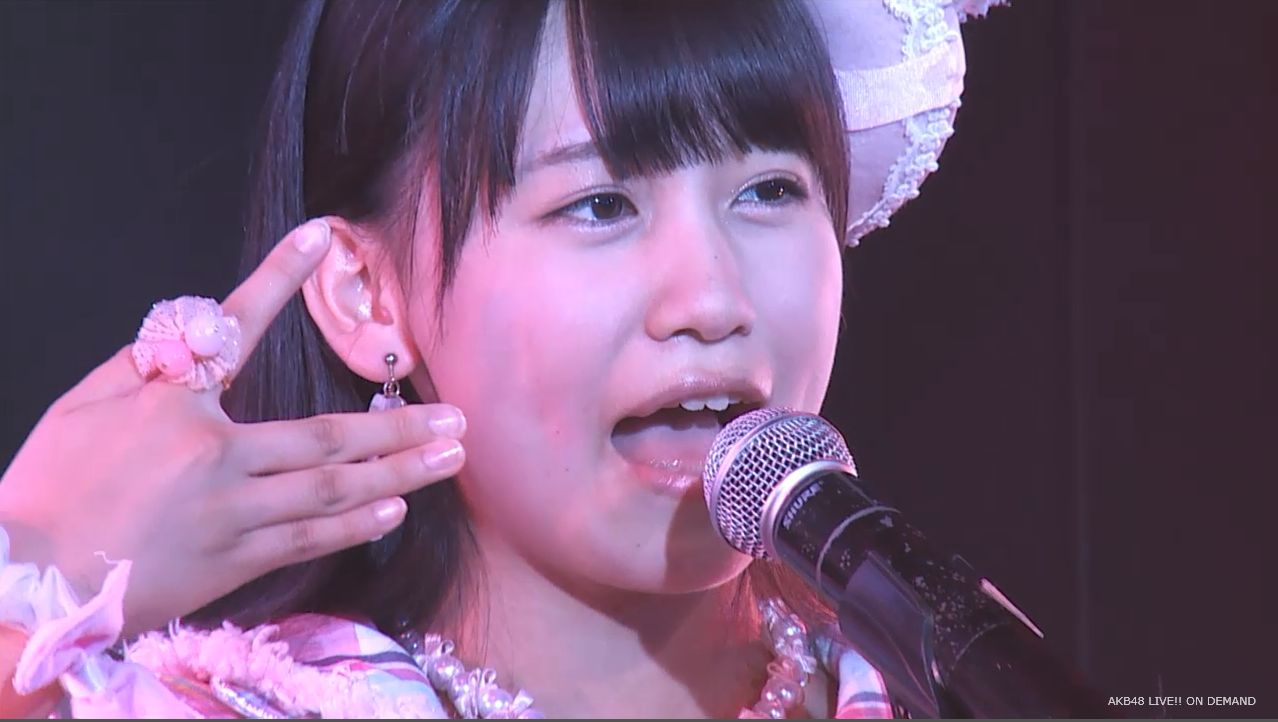 AKB劇場公演小嶋真子 生誕祭6432 (43)