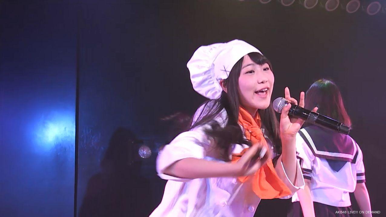 西野未姫 天国野郎 コック 20140618 (6)