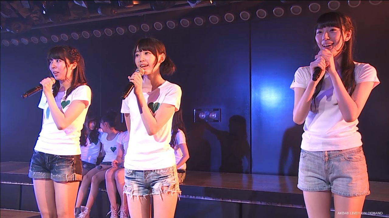 AKB48チームA 宮脇咲良 20140628夜 (255)