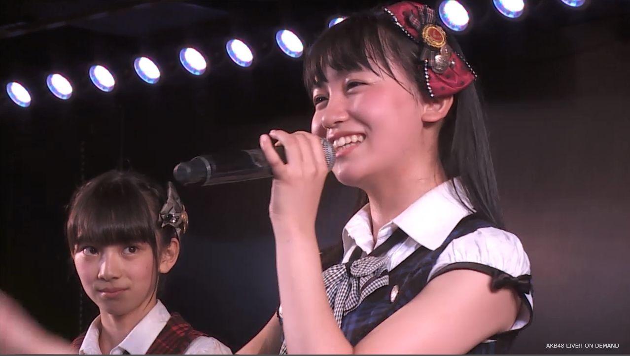 AKB劇場公演小嶋真子 生誕祭6432 (201)