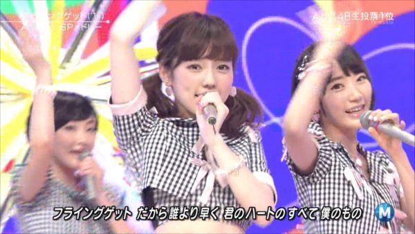 AKB48島崎遥香 MステSP 20140627 (10)_R