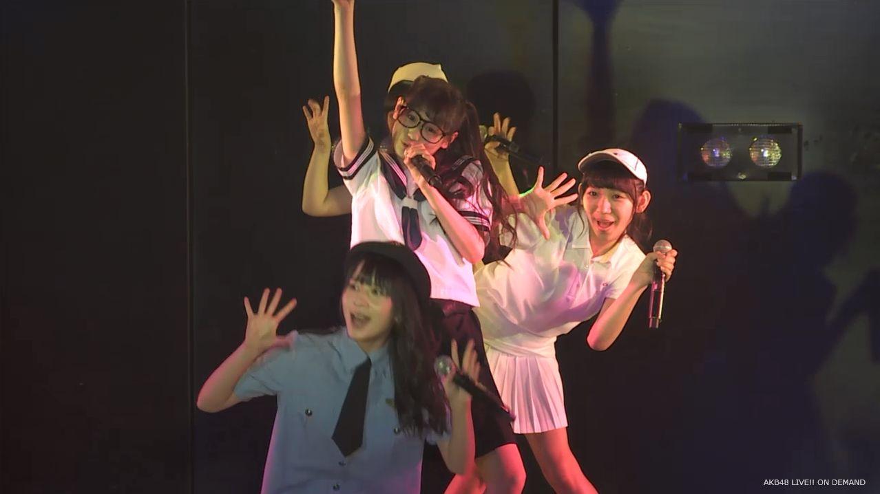 AKB48西野未姫 天国野郎 セーラー服 (5)
