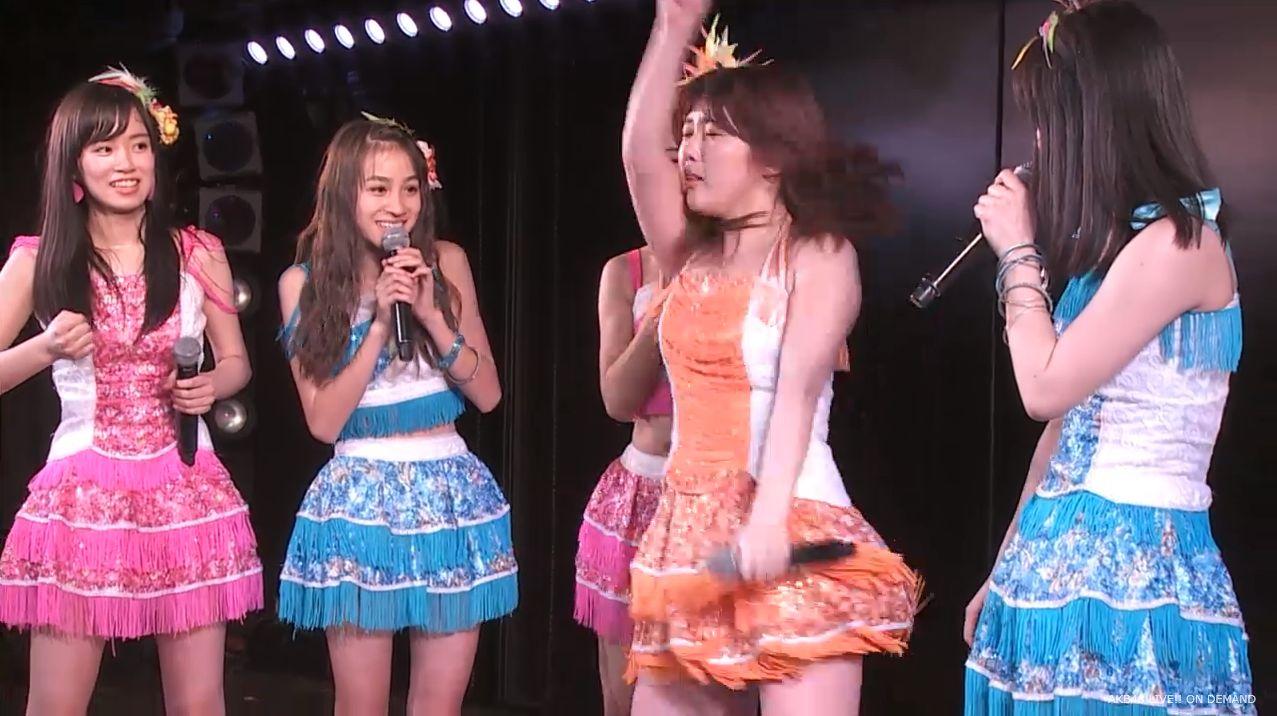 AKB48飯野雅 フル劇場公演デビュー 20140623 (117)