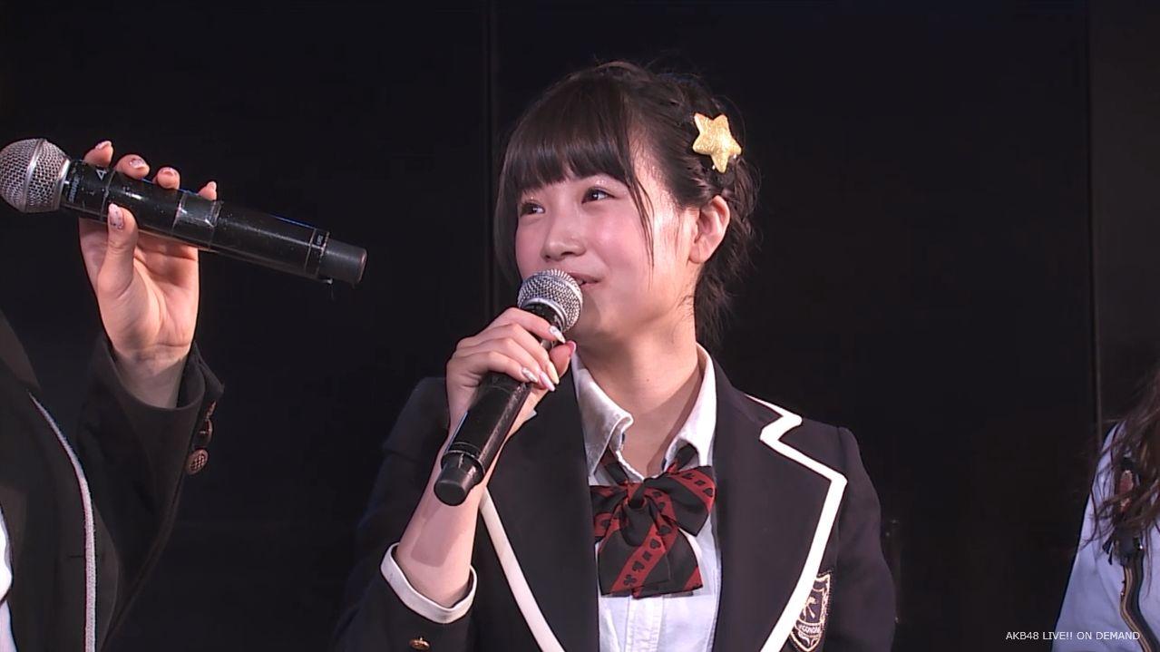 朝長美桜 MC 20140621