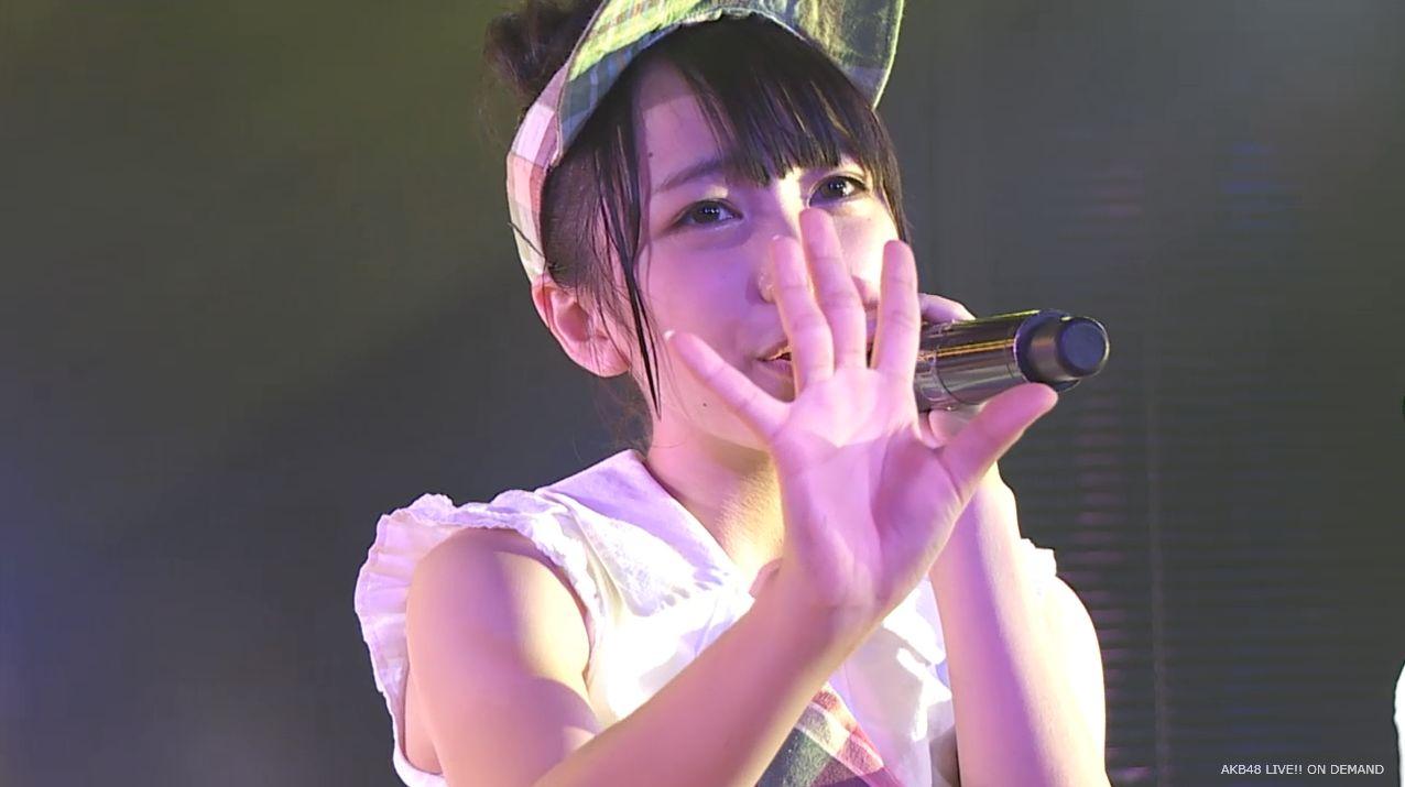 AKB48向井地美音 たんぽぽの決心 20140626 (2)
