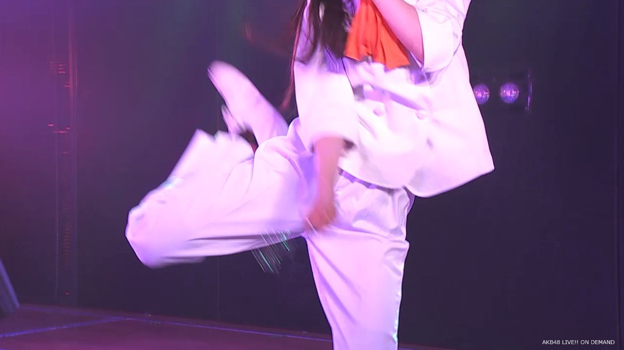 西野未姫 天国野郎 コック 20140618 (11)