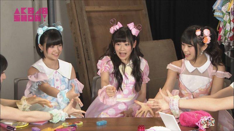 西野未姫ちゃん スマイル神隠し てんとうむchu! AKB48SHOW! R (9)