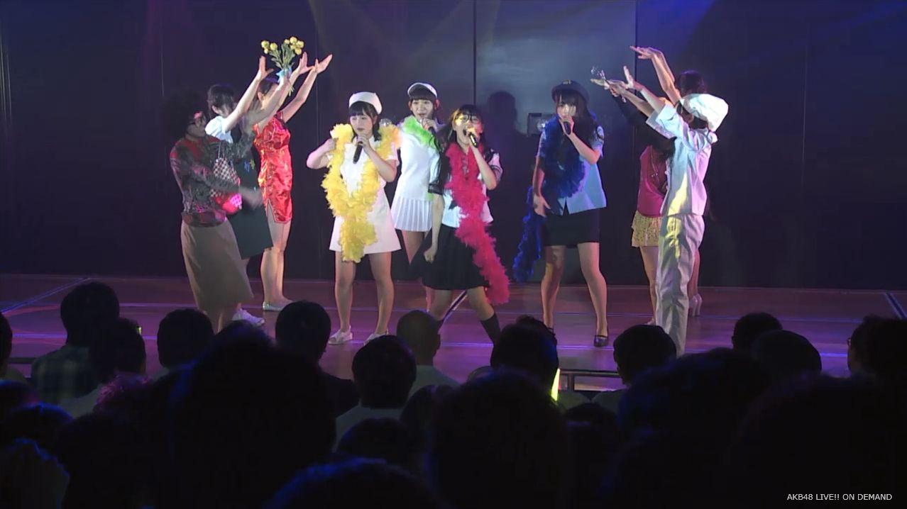 AKB48西野未姫 天国野郎 セーラー服 (32)