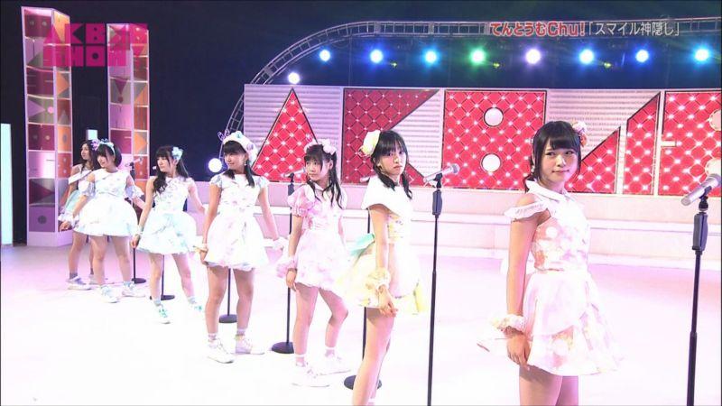 西野未姫ちゃん スマイル神隠し てんとうむchu! AKB48SHOW! R (28)
