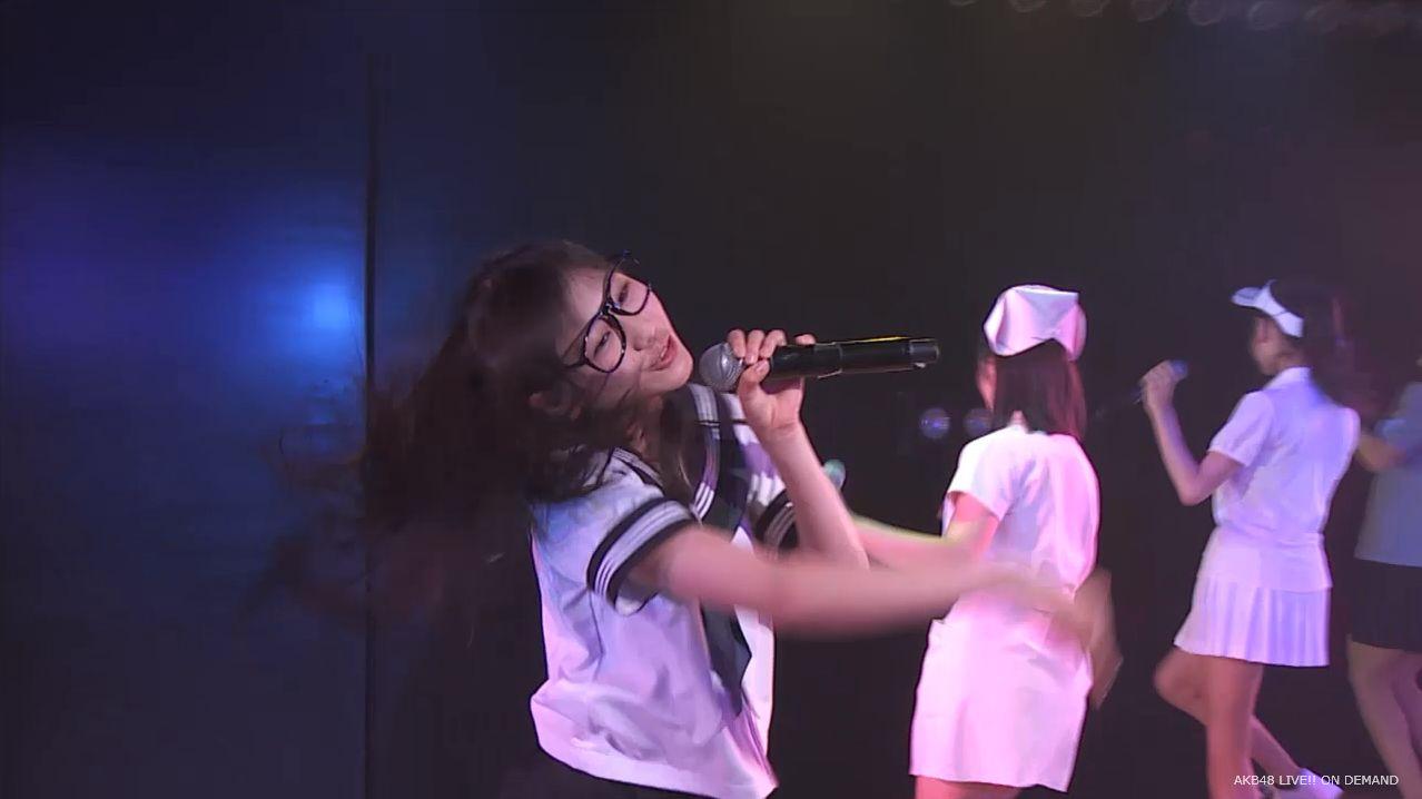 AKB48西野未姫 天国野郎 セーラー服