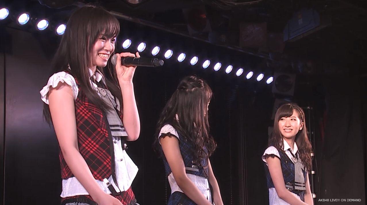 AKB48飯野雅 フル劇場公演デビュー 20140623 (41)