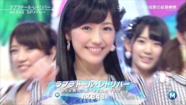 AKB48 渡辺麻友 MステSP20140627 (15)_R
