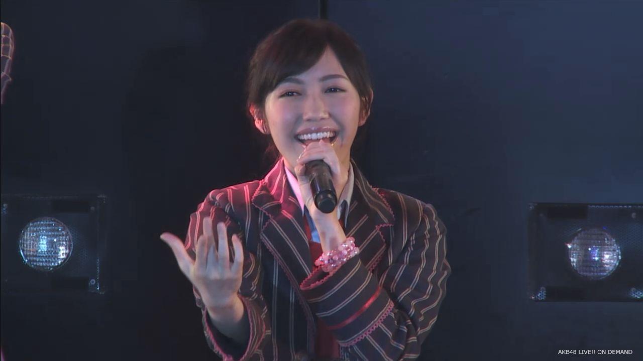 劇場公演 まゆゆ 20140613 (2)