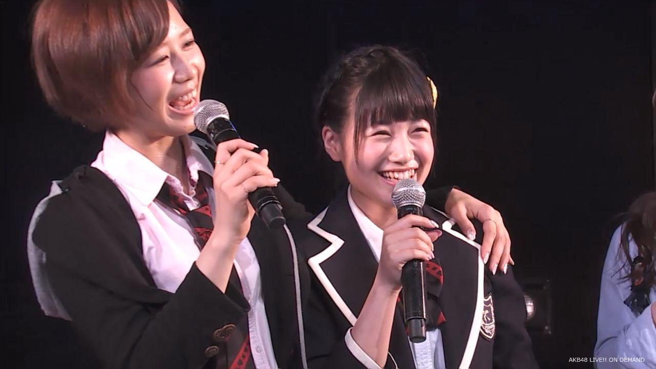 朝長美桜 MC 20140621 (1)