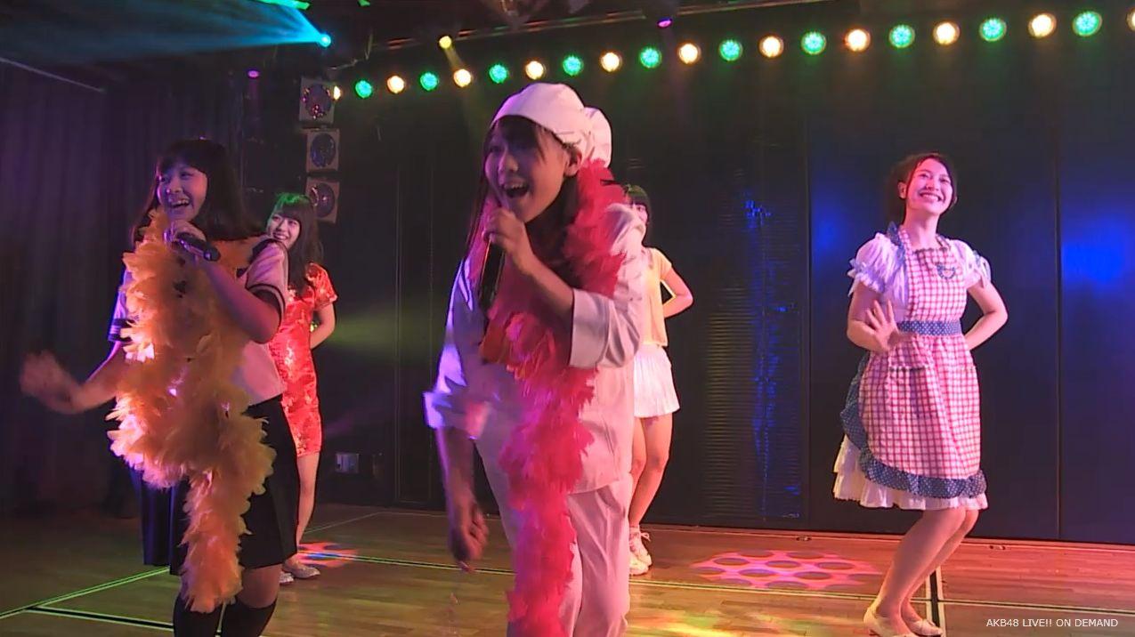 西野未姫 天国野郎 コック 20140618 (20)