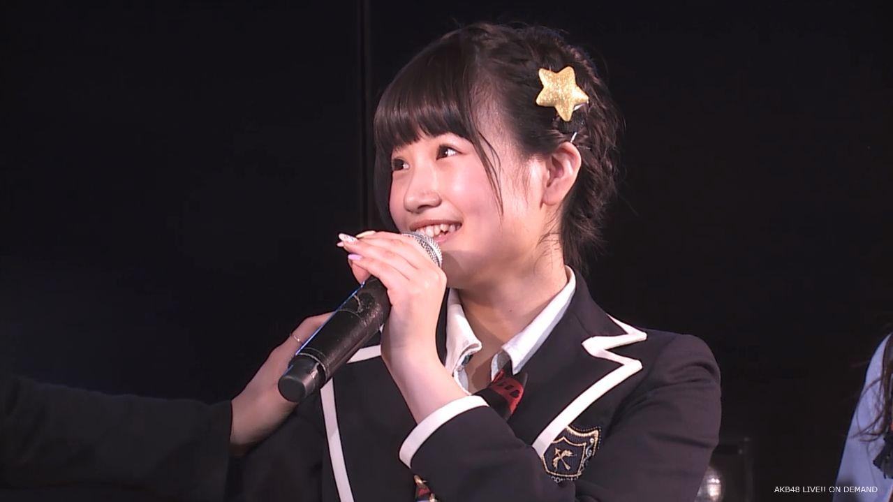朝長美桜 MC 20140621 (4)