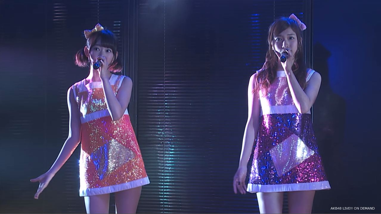 AKB48チームA 宮脇咲良 20140628夜 (1)