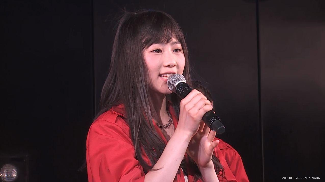 劇場公演 リンゴヘアー 西野未姫 自己紹介MC20140618 (3)
