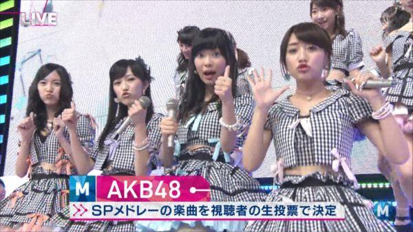 AKB48 渡辺麻友 MステSP20140627 (3)_R