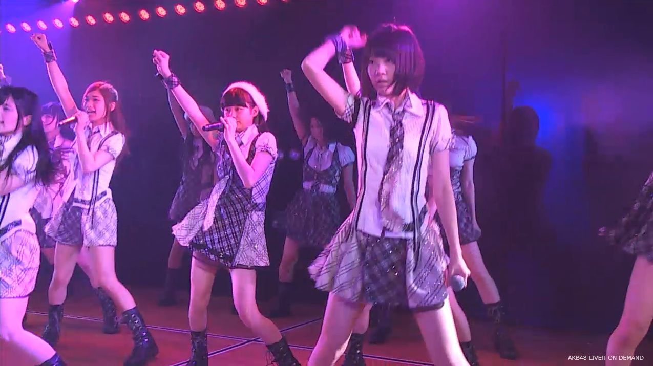 AKB48チームA 宮脇咲良 AKB参上! (8)