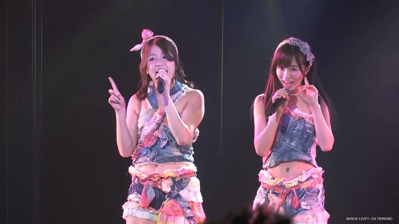 AKB48飯野雅 フル劇場公演デビュー 20140623 (53)